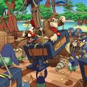 DKC Tropical Freeze: Shipwreck Shore
