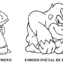 Evolution of Donkey Kong (Spanish)
