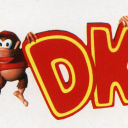 "Diddy and DK with ""DK"" logo"