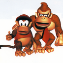 Diddy and DK – pals