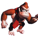 DK with small hands