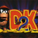 "Diddy and Dixie with ""DK2"" logo"